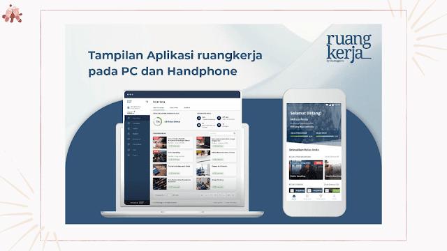 aplikasi pelatihan online