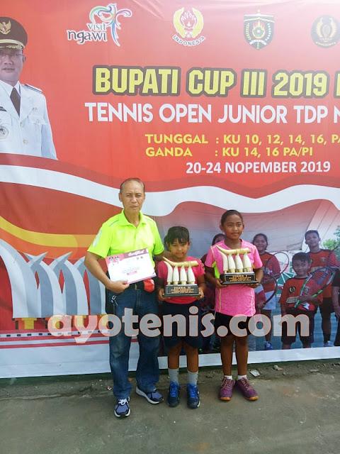 Menangi Final Ideal, Flaviona Triasandra Sabet Gelar Juara Bupati Cup III Ngawi