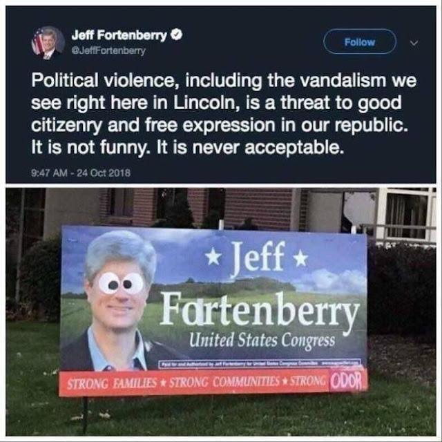 Jeff Fartenberry - Unite States Congress