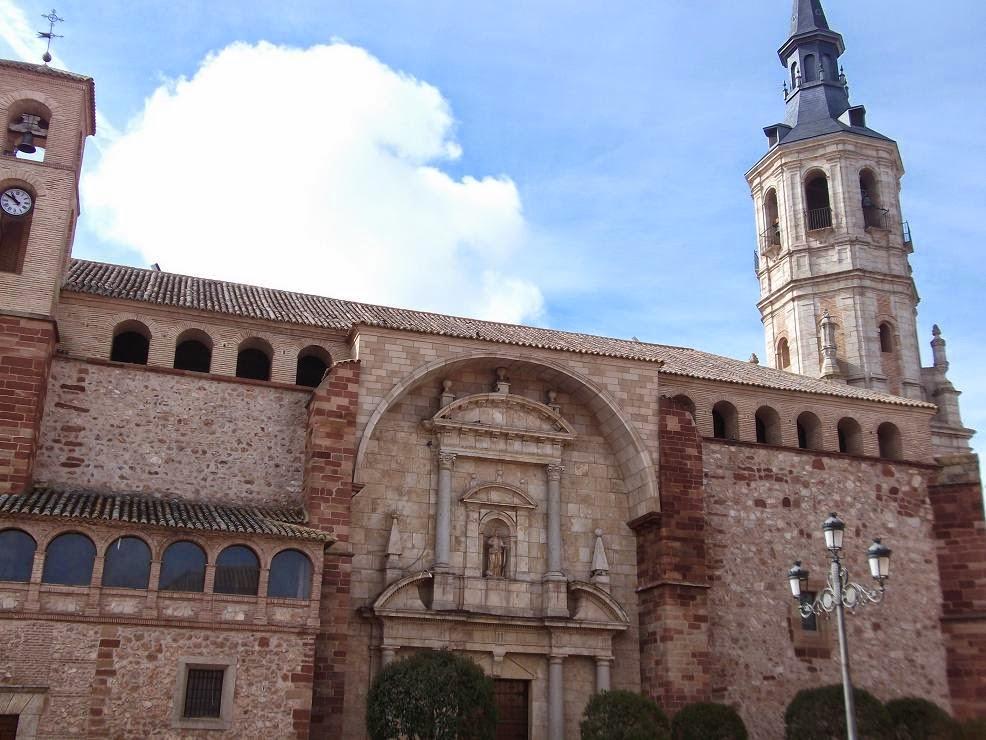 Castillosupmjaen primavera en la solana tomelloso y - Parroquia santa catalina la solana ...