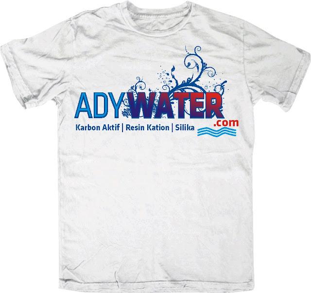 Ady Water, Pasir Silika, Karbon Aktif, Resin