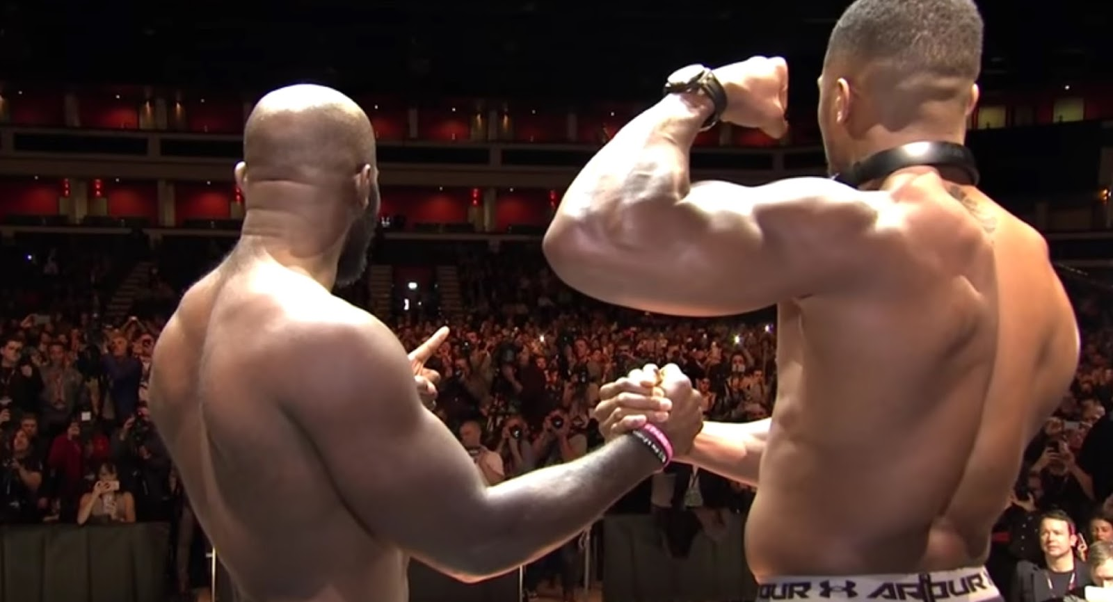 ANTHONY JOSHUA VS CARLOS TAKAM 5