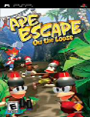 APE ESCAPE ON THE LOOSE[PSP][EUR][ESP][CSO]