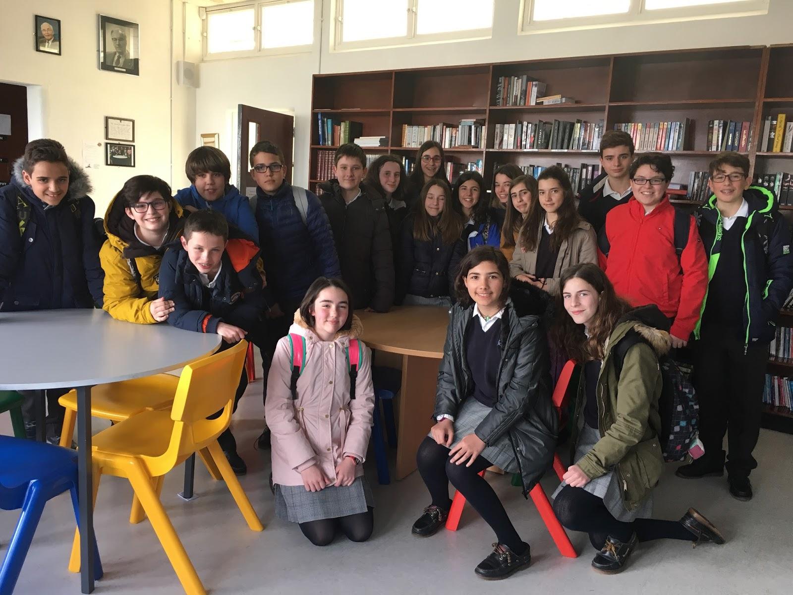 Agustinas Valladolid - 2017 - ESO 1 2 - Irlanda 2