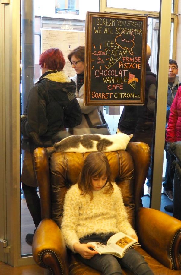 le café des chats bastille