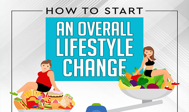 How to Start an Overall Lifestyle Change