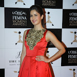 Katrin Kaif  , Sonam Kapoor  at Femina Women Awards 2014
