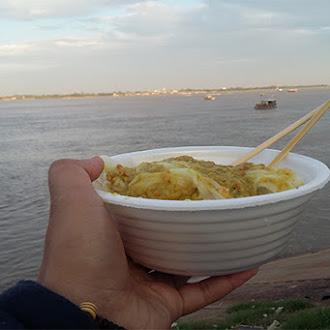 Khmer Noodle, Kuliner Halal di Tepi Sungai Mekong