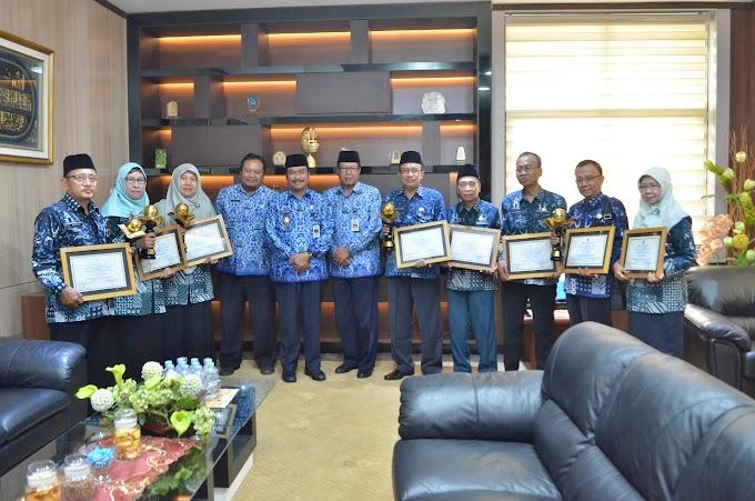 Gresik Raih 8 Anugerah Adiwiyata Nasional, Terbanyak Se Indonesia