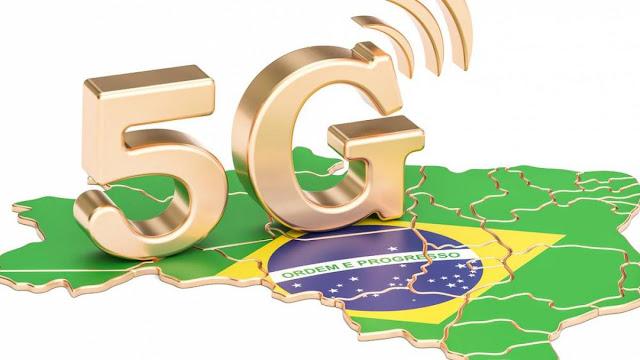 Em 15 anos, 5G deve gerar R$ 5,5 trilhões para o Brasil, diz estudo