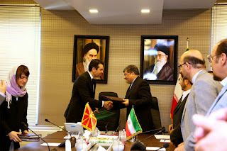 Iran and Macedonia mull expansion of trade ties