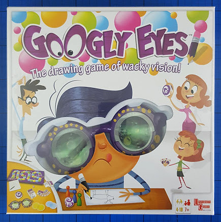 The brick castle googly eyes family game review 7 inside the box you have paper a pencil glasses frames and 3 sets of lenses cards dice timer counters and the all important board freerunsca Gallery