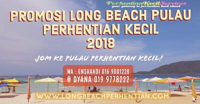 Long Beach Pulau Perhentian Kecil 2018 , Coral Bay pulau Perhentian Kecil 2018