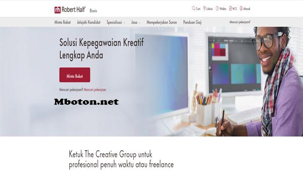Situs The Creative Group adalah situs creativegroup freelance akan memberikan yang terbaik untuk anda