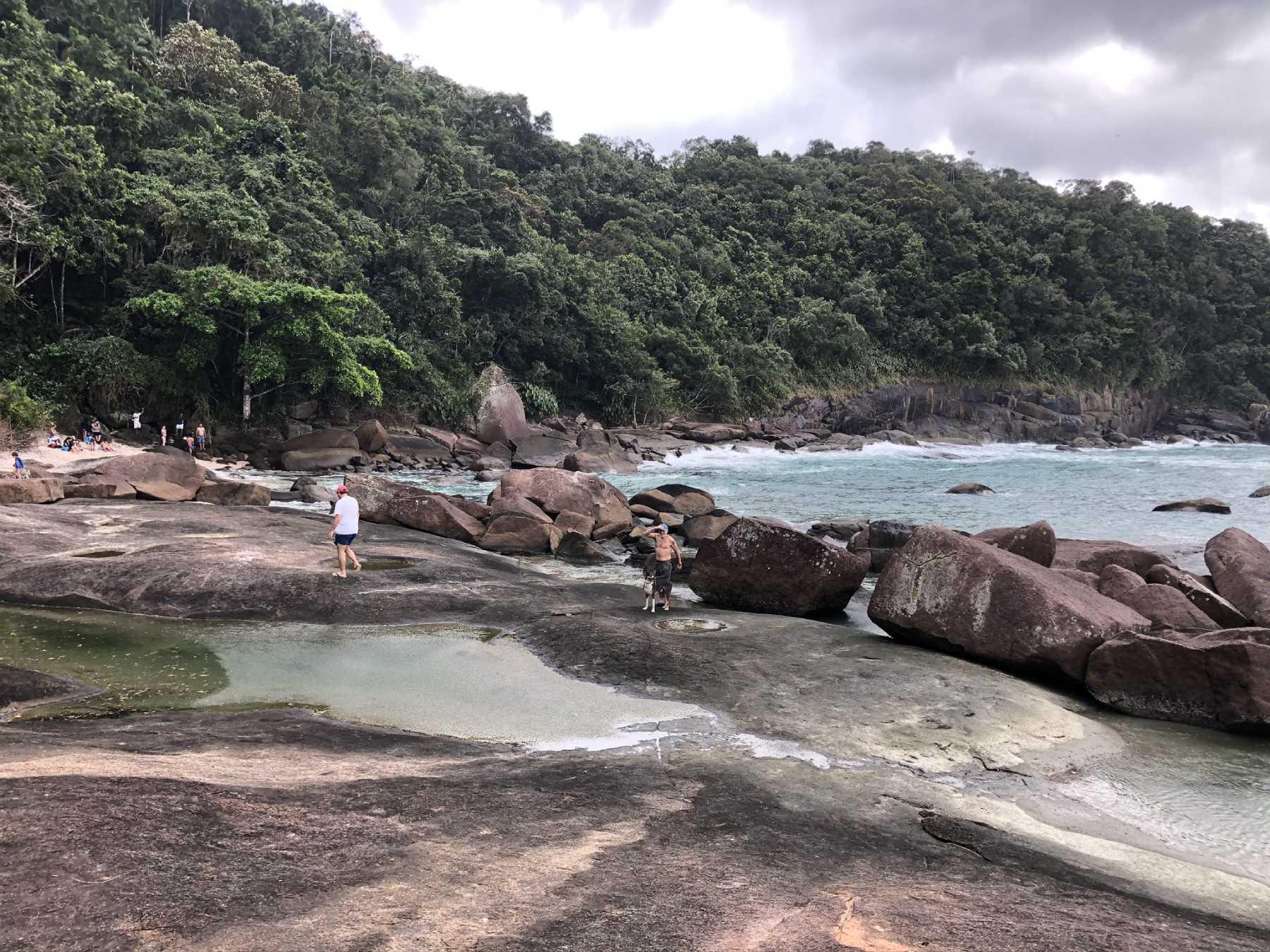 Praia das Conchas - Ubatuba