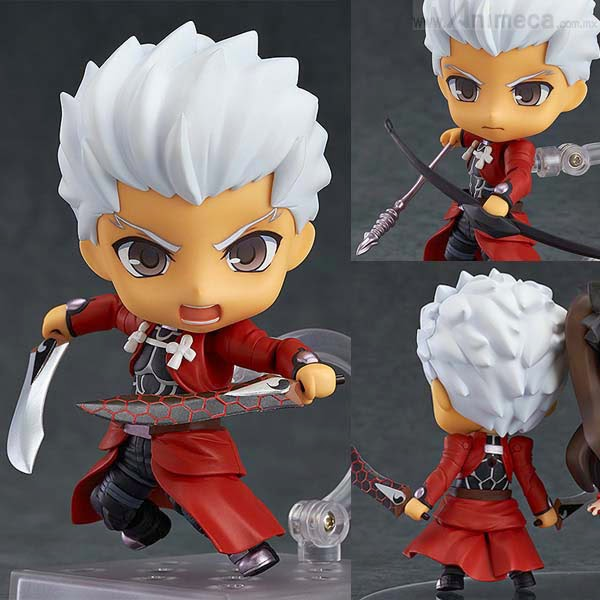ARCHER NENDOROID SUPER MOVABLE EDITION FIGURE Fate Stay Night [Unlimited Blade Works] GOOD SMILE COMPANY