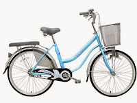 City Bike Wimcycle Mini Nexia 24 Inci