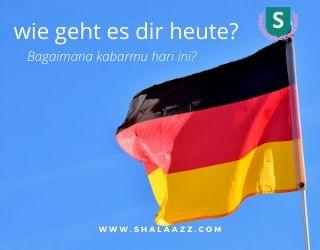Perlukah Kursus Bahasa Jerman?