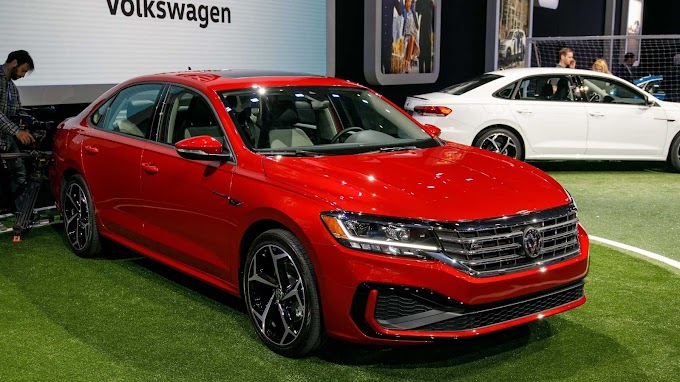 2020 Volkswagen Passat Price In USA | Top Speed | Features | Specification | Images