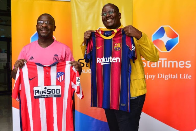 StarTimes Kenya announces its possession of LaLiga Santander broadcasting rights