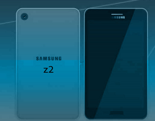 Samsung new Z2 Launched in India with It's specification