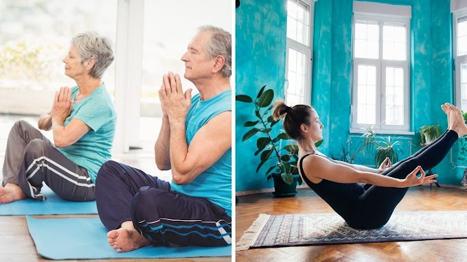 Yoga is delighted, it is all about Excitement, Control, And Moderation