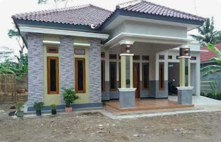 Model Warna Cat Rumah Minimalis Dulux