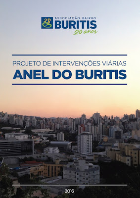 Anel do Buritis 2016 - Projeto de Intervencoes Viarias