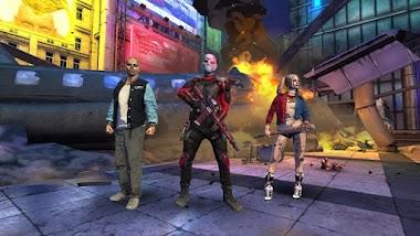 تحميل+تثبيت لعبة suicide squad للأندرويد مباشرة apk