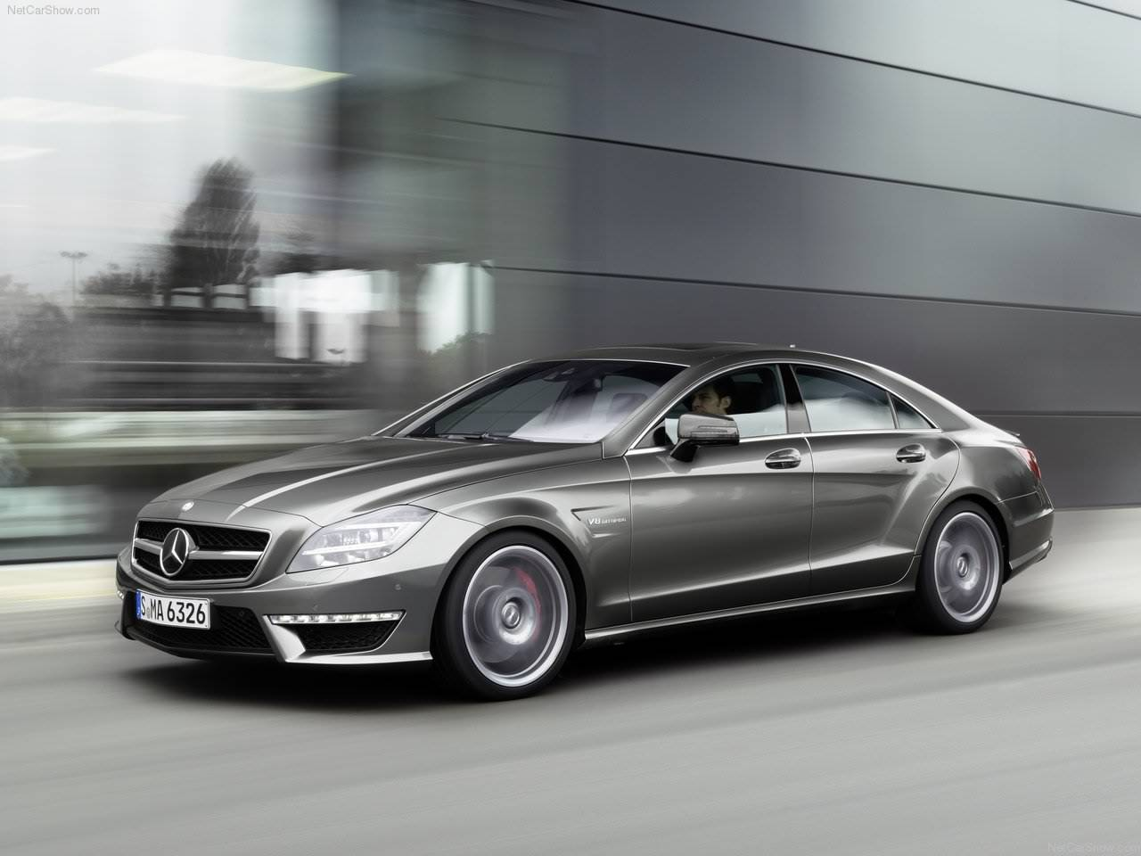 vegastar magazine new mercedes cls 63 amg. Black Bedroom Furniture Sets. Home Design Ideas