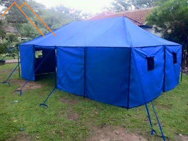 Tenda - Komando - Kesehatan