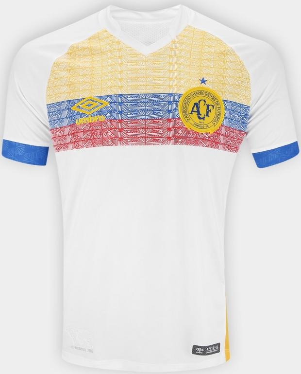 Umbro lança a nova camisa reserva da Chapecoense - Show de Camisas efcca50ea4afa