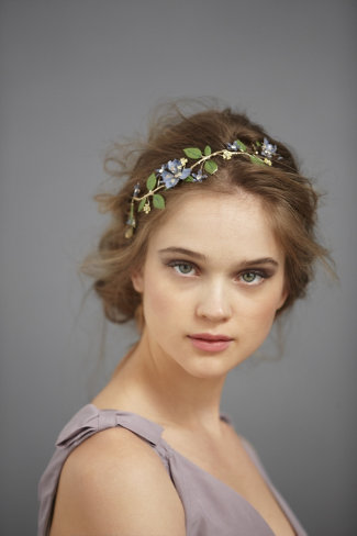 Wedding Hair Inspiration 10 Gorgeous Wedding Headbands