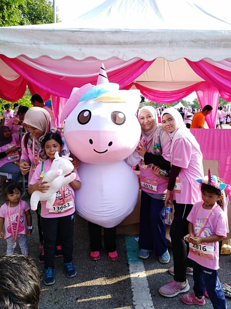 Image result for unicorn fun run