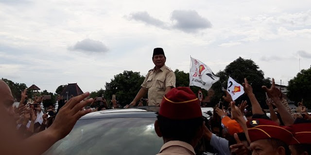 Prabowo Didukung Keluarga Pendiri NU, PKS Ingin agar Bisa Pengaruhi Swing Voters