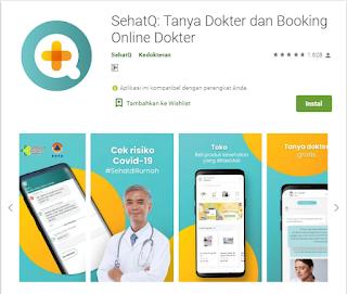 8 Aplikasi Konsultasi Kesehatan Online Terbaik