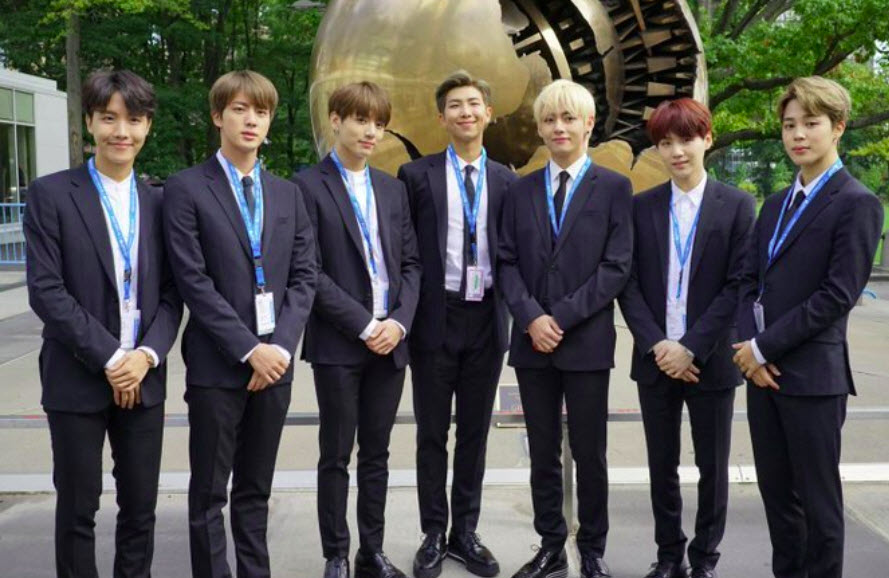 Despite the pandemic, BTS and BigHit they get big gains in 2020