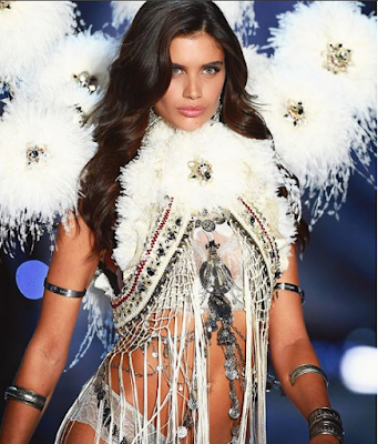 Luxury Makeup - ( Victoria's Secret Model Sara Sampaio's Inspired Makeup)