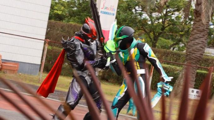 Kamen Rider Saber Spin-off: Swordsman Chronicles 2 Subtitle Indonesia