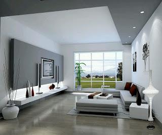 desain interior minimalis modern F