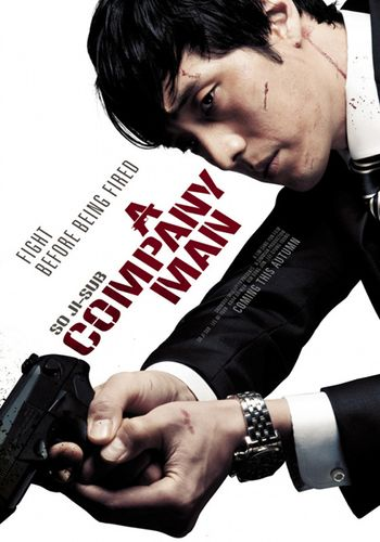 A Company Man (2012) BluRay Dual Audio [Hindi DD2.0 & Korean] 720p & 480p x264 HD | Full Movie