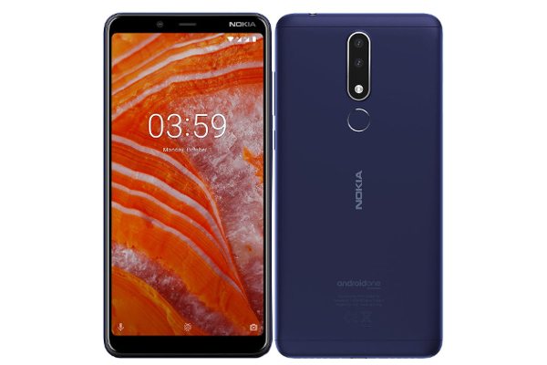 NOKIA 3.1 Plus launched with 6-inch HD+ display and MediaTek Helio P22 processor