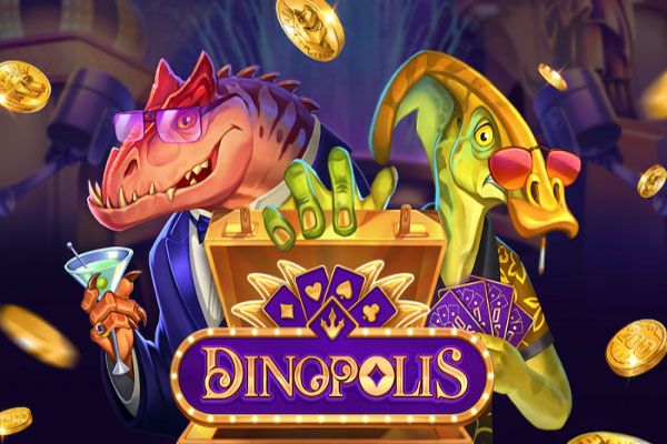 Main Gratis Slot Demo Dinopolis Push Gaming