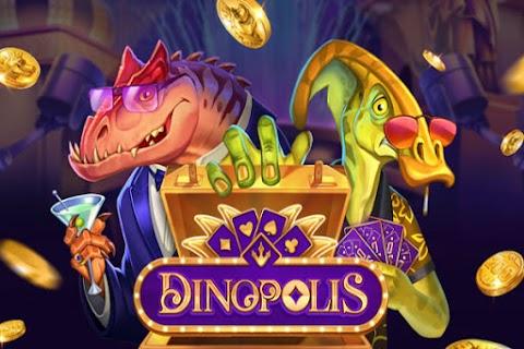 Main Gratis Slot Dinopolis (Push Gaming) | 96.40% RTP