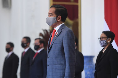 Jokowi Sampaikan Belasungkawa Atas Meninggalnya Jenderal TNI (purn) Pramono Edhie