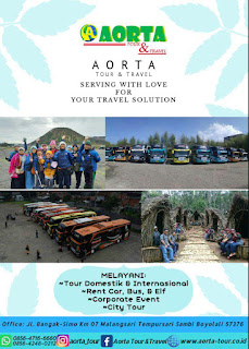 Aorta Tour, Rekomendasi Biro Pariwisata Solo