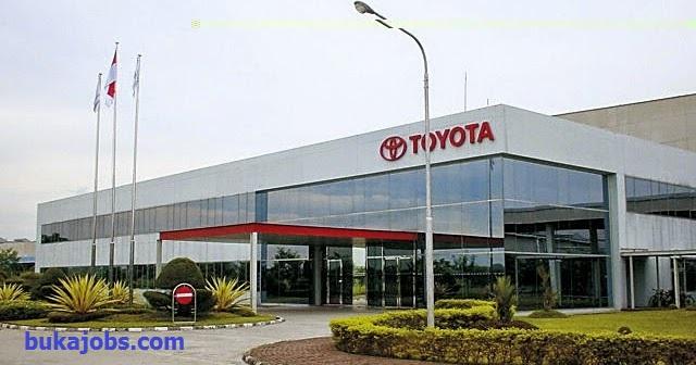 Lowongan Kerja PT. Toyota Motor Manufacturing Indonesia 2019