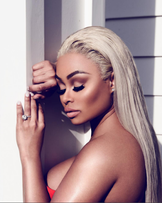 Blac Chyna Releases Red Hot Photos… Omg! She Look So Damn Amazing!