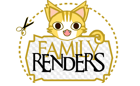 FAMILY RENDERS - More than 30.000 PNG