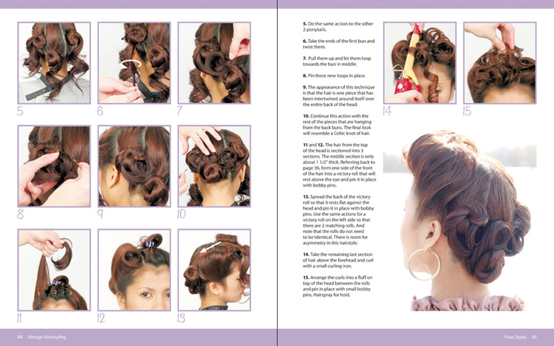 Marvelous Pin Curls Black Hair Care Short Hair Fashions Hairstyle Inspiration Daily Dogsangcom